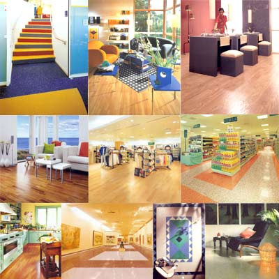 Flooring For Residential, Commercial & Office
