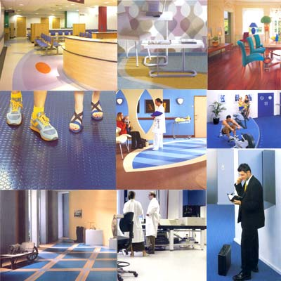 Flooring For Hospital & Healthcare